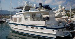 DEFEVER 50 Motor Yacht